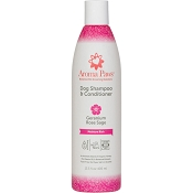 Aroma Paws Geranium, Orchid and Sage Dog Shampoo and Conditioner, 13.5-oz