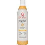 Aroma Paws Honeysuckle with Jasmine Dog Shampoo and Conditioner, 13.5-oz