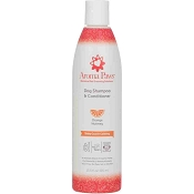 Aroma Paws Orange with Nutmeg Dog Shampoo and Conditioner, 13.5-oz