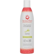 Aroma Paws Vanilla Bean Lemongrass Dog Shampoo and Conditioner, 13.5-oz