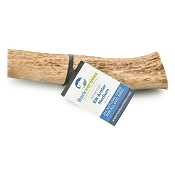 Barkworthies Medium Elk Antler Dog Chews, 4-5