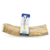Barkworthies Moose Antler Dog Chews, Medium