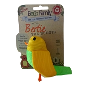Beco Pets Bertie the Budgie Catnip Cat Toy