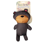 Beco Toby the Teddy Eco-Friendly Plush Dog Toy
