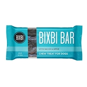 BIXBI Bar with Bacon & Apple Dog Chew, Case of 6 Bars