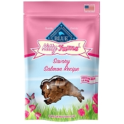 Blue Buffalo Kitty Yums Savory Salmon Cat Treats, 2-oz bag