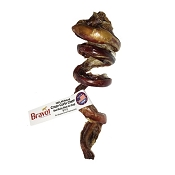 Bravo! Crazy Curly USA Beef Bully Stick for Dogs