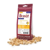 Bravo! Healthy Bites Chicken Breast Freeze-Dried Cat Treats, 1.5-oz bag