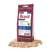 Bravo! Healthy Bites Turkey Breast Freeze-Dried Cat Treats, 1.5-oz bag