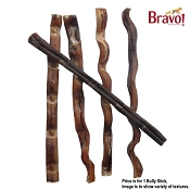 Bravo! MEDIUM Bully Sticks Dog Treats, 10 - 12