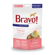 Bravo! Bonus Bites Salmon Freeze-Dried Dog & Cat Treats