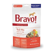 Bravo! Training Treats Trail Mix Freeze-Dried Dog Treats, 4-oz Bag