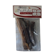 Canine Caviar Buffalo Bully Stix Dog Treats, 6