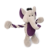 Charming Pet Pulleez™ Elephant Dog Toy