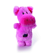 Charming Pet Puppet Squeaks Pig Dog Toy