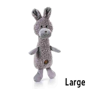 Charming Pet Scruffles Bunny Dog Toy, Large