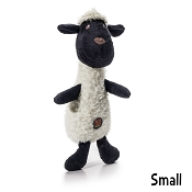 Charming Pet Scruffles Lamb Dog Toy, Small