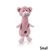 Charming Pet Scruffles Pig Dog Toy, Small