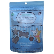 Cocotherapy Coco-Charms Blueberry Cobbler Dog Treats