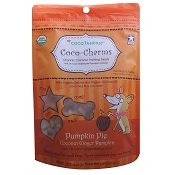 Cocotherapy Coco-Charms Pumpkin Pie Dog Treats