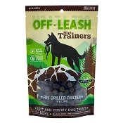 Presido Off-Leash Mini Trainers Fire Grilled Chicken Dog Treats, 5-oz Bag