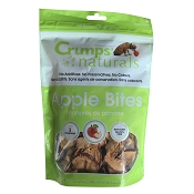 Crump's Naturals Apple Bites Dog Treats, 3.5-oz Bag