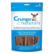 Crump's Naturals Beef Lung Tendersticks Dog Treat, 8.8-oz Bag