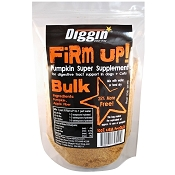 Diggin Your Dog Firm Up! Pumpkin Digestive Supplement for Dogs , 16 Ounces