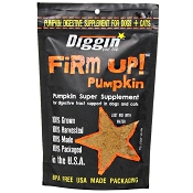Diggin Your Dog Firm Up! Pumpkin Digestive Supplement for Dogs