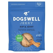 Dogswell Hip & Joint Chicken Recipe Jerky Dog Treats, 12-oz Bag