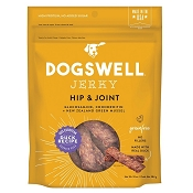 Dogswell Hip & Joint Duck Recipe Jerky Dog Treats, 10-oz Bag