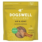 Dogswell Hip & Joint Grillers Grain-Free Chicken Recipe for Dogs, 24-oz Bag