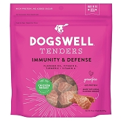 Dogswell Immunity & Defense Chicken Tenders Dog Treats, 15-oz Bag