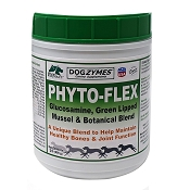 Nature's Farmacy Dogzymes Phyto Flex Dog Joint Supplement, 2-lb