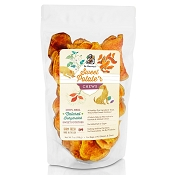 Dr. Harvey's Sweet Potate'r Chews Dog Treats, 7-oz Bag