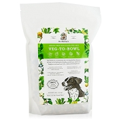 Dr. Harvey's Veg-To-Bowl Grain-Free Dog Food Pre-Mix, 3-lb Bag