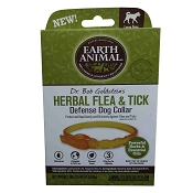 Earth Animal Herbal Flea & Tick Defense Dog Collar, Large