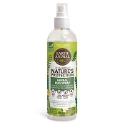 Earth Animal Nature's Protection Herbal Flea and Tick Spray for Dogs, 8-oz