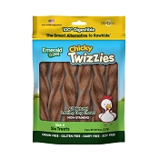 Emerald Pet Chicky Twizzies No-Rawhide Dog Chews 6