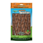 Emerald Pet Turducky Twizzies No-Rawhide Dog Chews 9