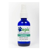 Epic Pet Health Tummy Electrolyte Stomach Pain & Nausea Relief Dog & Cat Supplement, 1-oz Spray