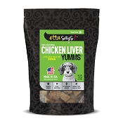 Etta Says! Chicken Liver Freeze-Dried Dog Treats