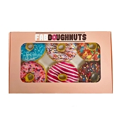 fabdog® Box of Doughnuts Dog Toys