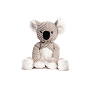 fabdog® Floppy Koala Plush Squeaker Dog Toy, Small