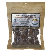 Fresh is Best Freeze-Dried Duck Giblet Rounds Dog Treats