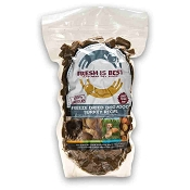 Fresh is Best Turkey Recipe Freeze-Dried Dog Food, 8-oz Bag