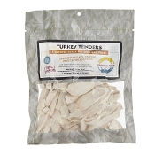 Fresh is Best Turkey Tenders Freeze-Dried Dog Treats, 3.5-oz Bag