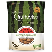 Fruitables Skinny Minis Watermelon Flavor Dog Treats