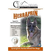 Glacier Peak Holistics HerbAprin for Comfort & Relaxation Powder Supplement for Dogs, 3-oz