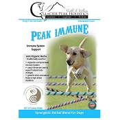 Glacier Peak Holistics Peak Immune Powder Supplement for Dogs, 12-oz